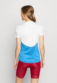Ziener - NEYA - T-Shirt print - light blue - 2