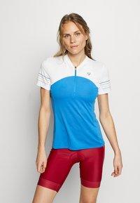 Ziener - NEYA - T-Shirt print - light blue - 0