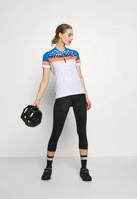 Ziener - NELSA - T-Shirt print - white - 1