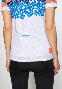 Ziener - NELSA - T-Shirt print - white - 4