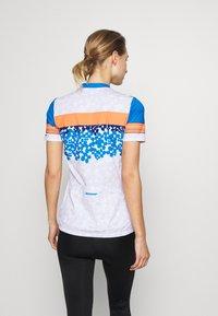 Ziener - NELSA - T-Shirt print - white - 2