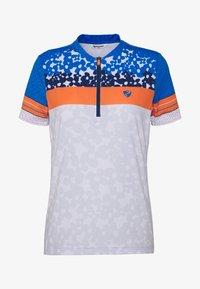 Ziener - NELSA - T-Shirt print - white - 5