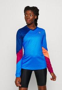 Ziener - NEADIE - Långärmad tröja - light blue - 0
