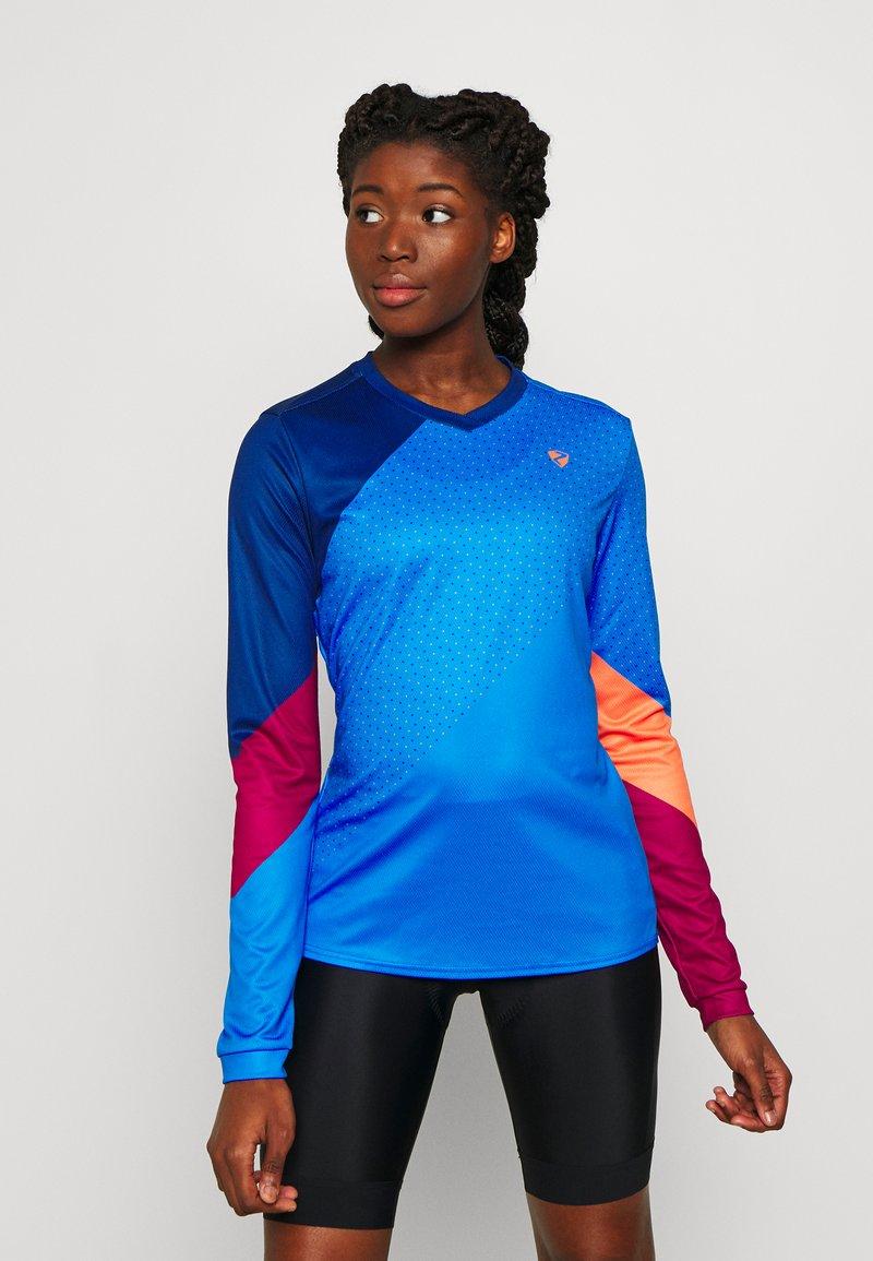 Ziener - NEADIE - Långärmad tröja - light blue