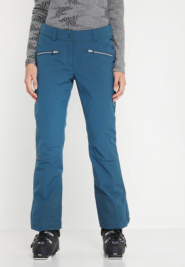 Ziener - TAIRE LADY PANT SKI - Snow pants - methyl blue