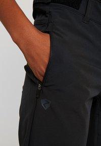 Ziener - CRISTALINA X FUNCTION LADY - 3/4 Sporthose - black - 7
