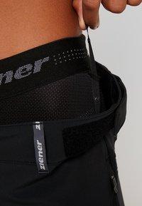 Ziener - CRISTALINA X FUNCTION LADY - 3/4 Sporthose - black - 5