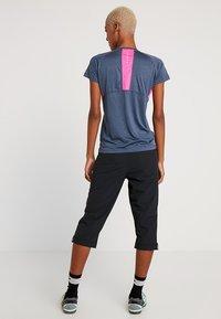 Ziener - CRISTALINA X FUNCTION LADY - 3/4 Sporthose - black - 2