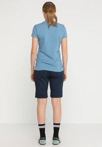 Ziener - ROYA LADY SHORTS - kurze Sporthose - antique blue