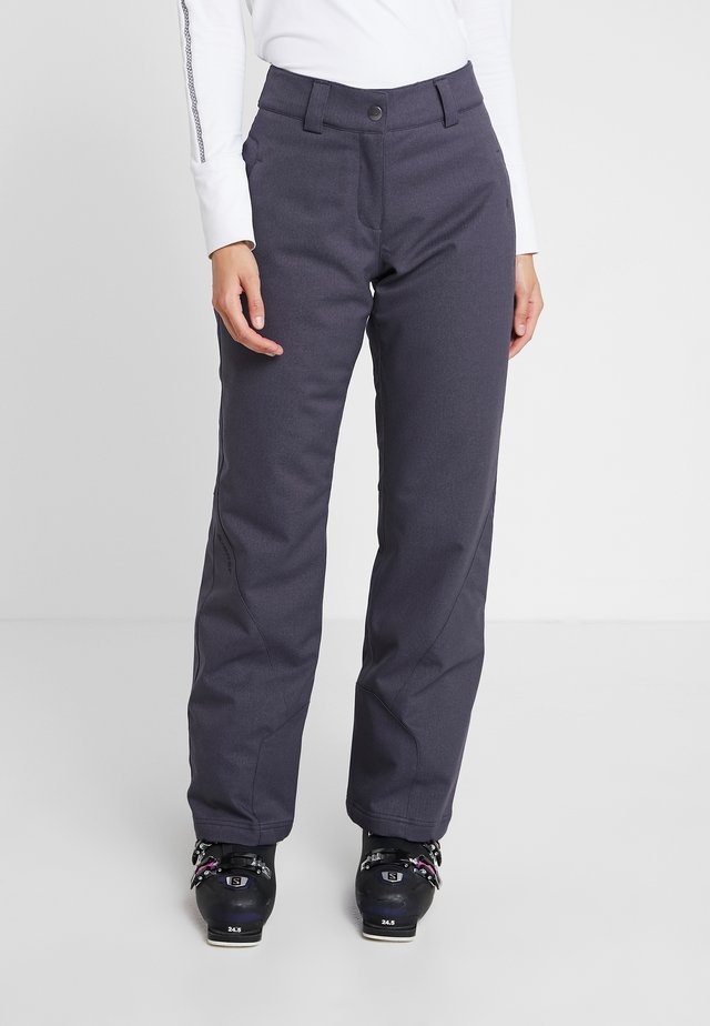 TAIPO LADY PANT SKI - Schneehose - grey night