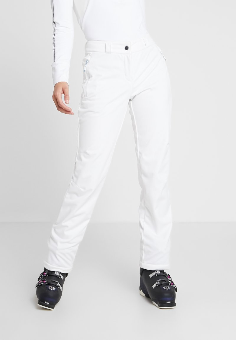 Ziener - TALPA LADY - Täckbyxor - white