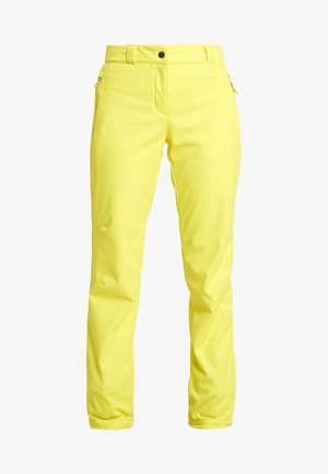 TALPA LADY - Skibroek - yellow power