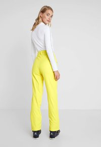 Ziener - TALPA LADY - Pantaloni da neve - yellow power - 2