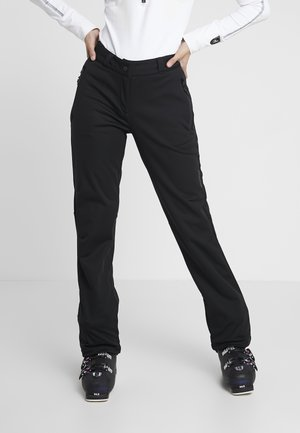 TALPA LADY - Snow pants - black