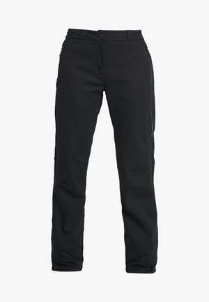 TALPA LADY - Pantalon de ski - black