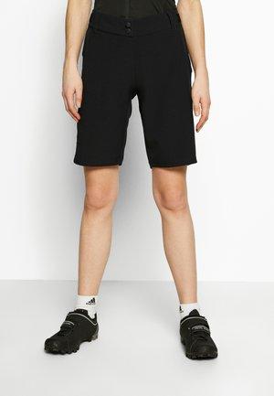 NIVIA X FUNCTION - kurze Sporthose - black