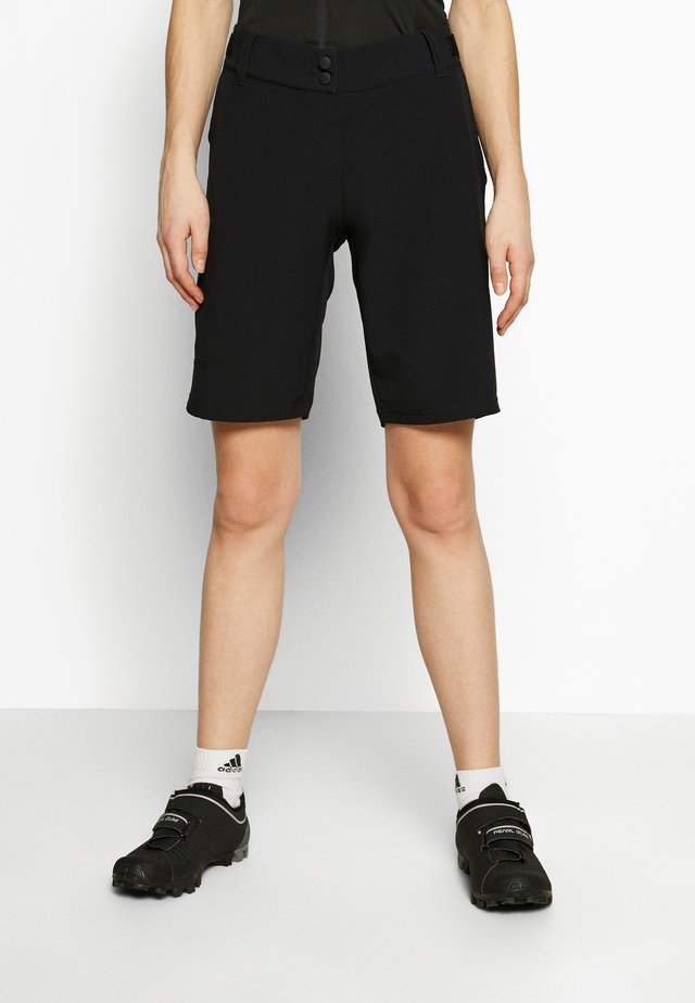 NIVIA X FUNCTION - Sports shorts - black