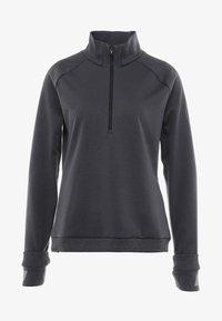Ziener - RIEKE - Sweatshirt - ebony - 6