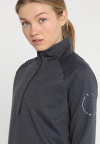 Ziener - RIEKE - Sweatshirt - ebony - 4