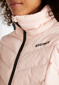 Ziener - TALMA LADY - Skijakke - light rose - 5