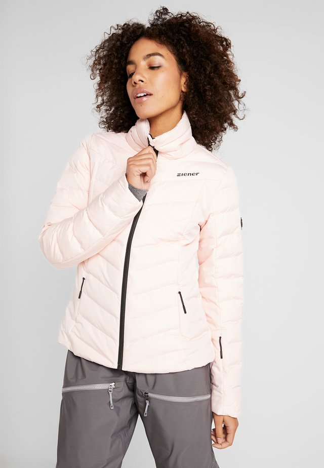 TALMA LADY - Skijacke - light rose