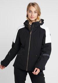 Ziener - TRINE LADY - Chaqueta de esquí - black - 0
