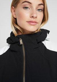 Ziener - TRINE LADY - Chaqueta de esquí - black - 8