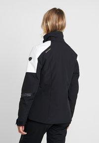 Ziener - TRINE LADY - Chaqueta de esquí - black - 3