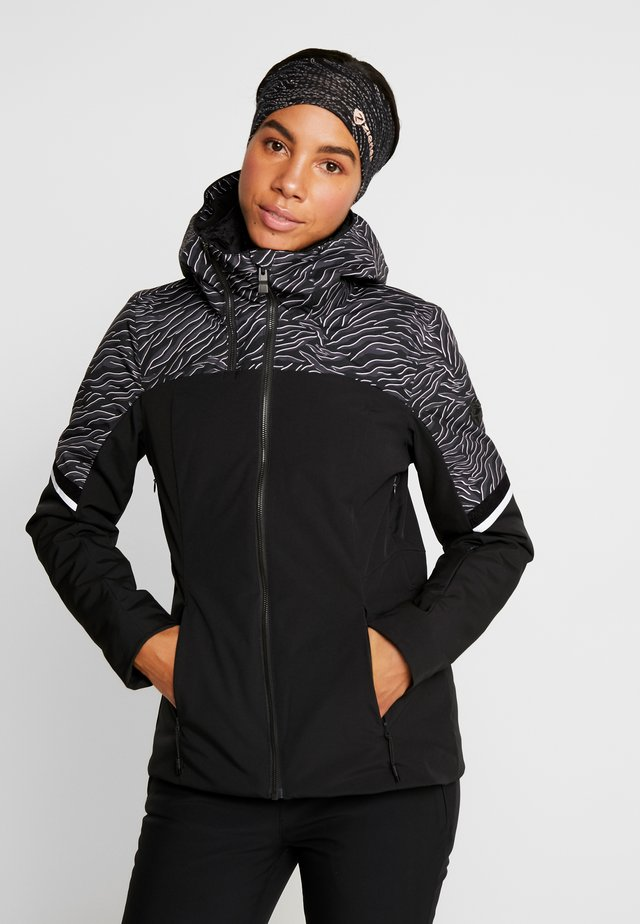 TULLA LADY - Ski jacket - black