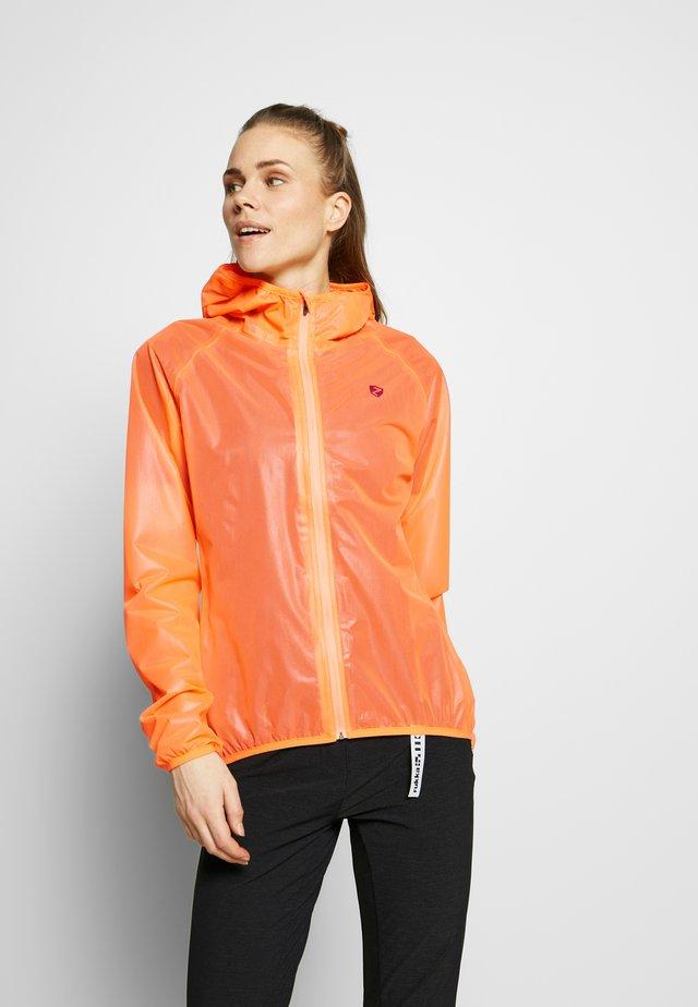 NEA - Waterproof jacket - melon