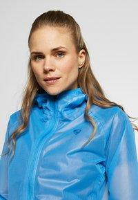 Ziener - NEA - Regenjacke / wasserabweisende Jacke - light blue - 3