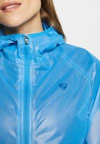 Ziener - NEA - Regenjacke / wasserabweisende Jacke - light blue - 4