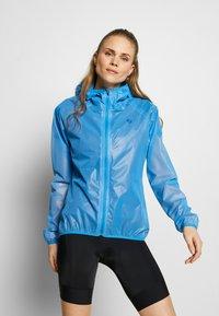 Ziener - NEA - Regenjacke / wasserabweisende Jacke - light blue - 0