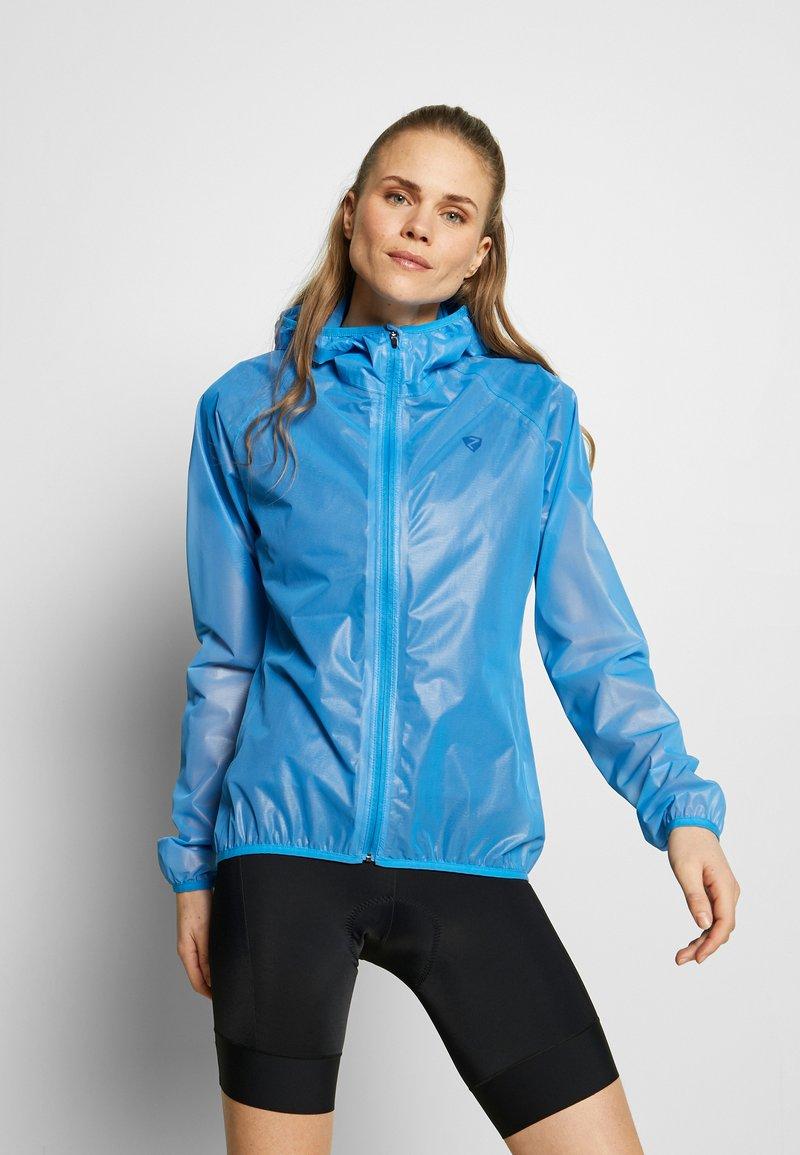 Ziener - NEA - Regenjacke / wasserabweisende Jacke - light blue