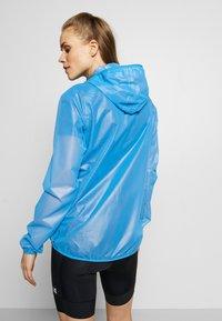 Ziener - NEA - Regenjacke / wasserabweisende Jacke - light blue - 2