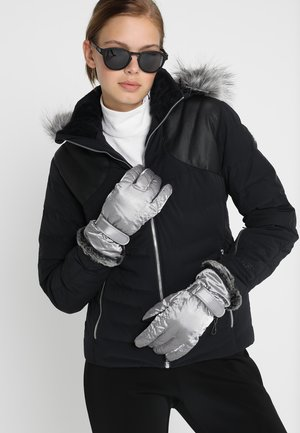 KIM LADY GLOVE - Fingerhandschuh - metallic silver