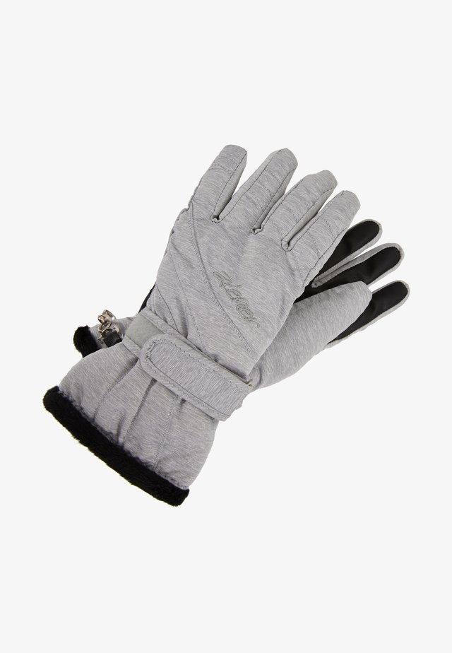 KILENI LADY GLOVE - Guanti - light melange