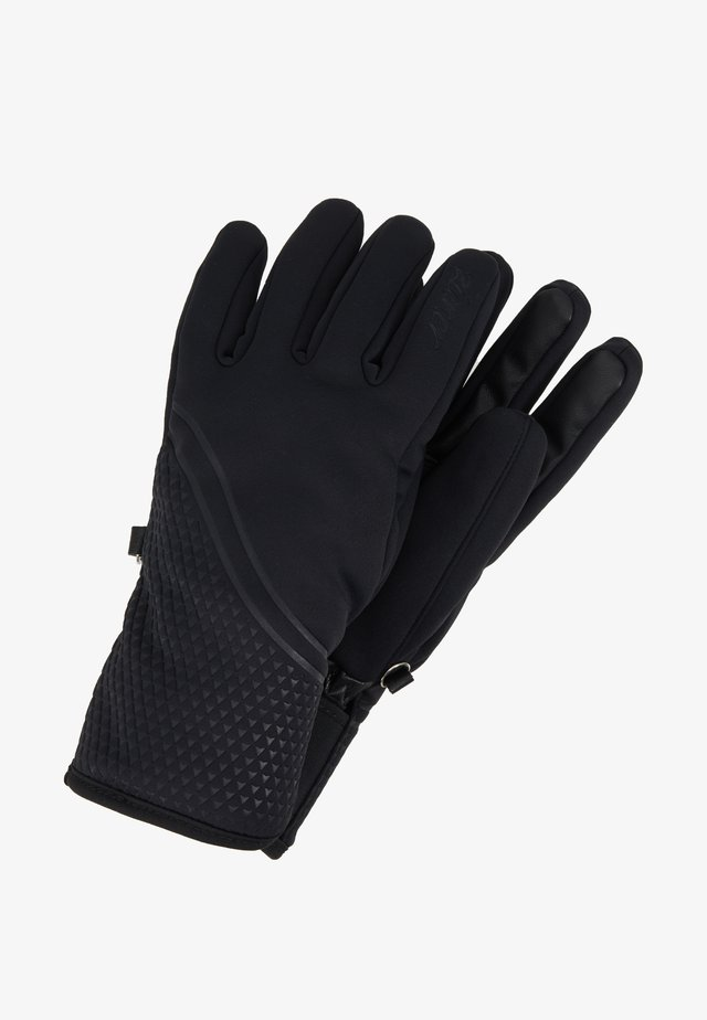 KANTA LADY GLOVE - Gloves - black