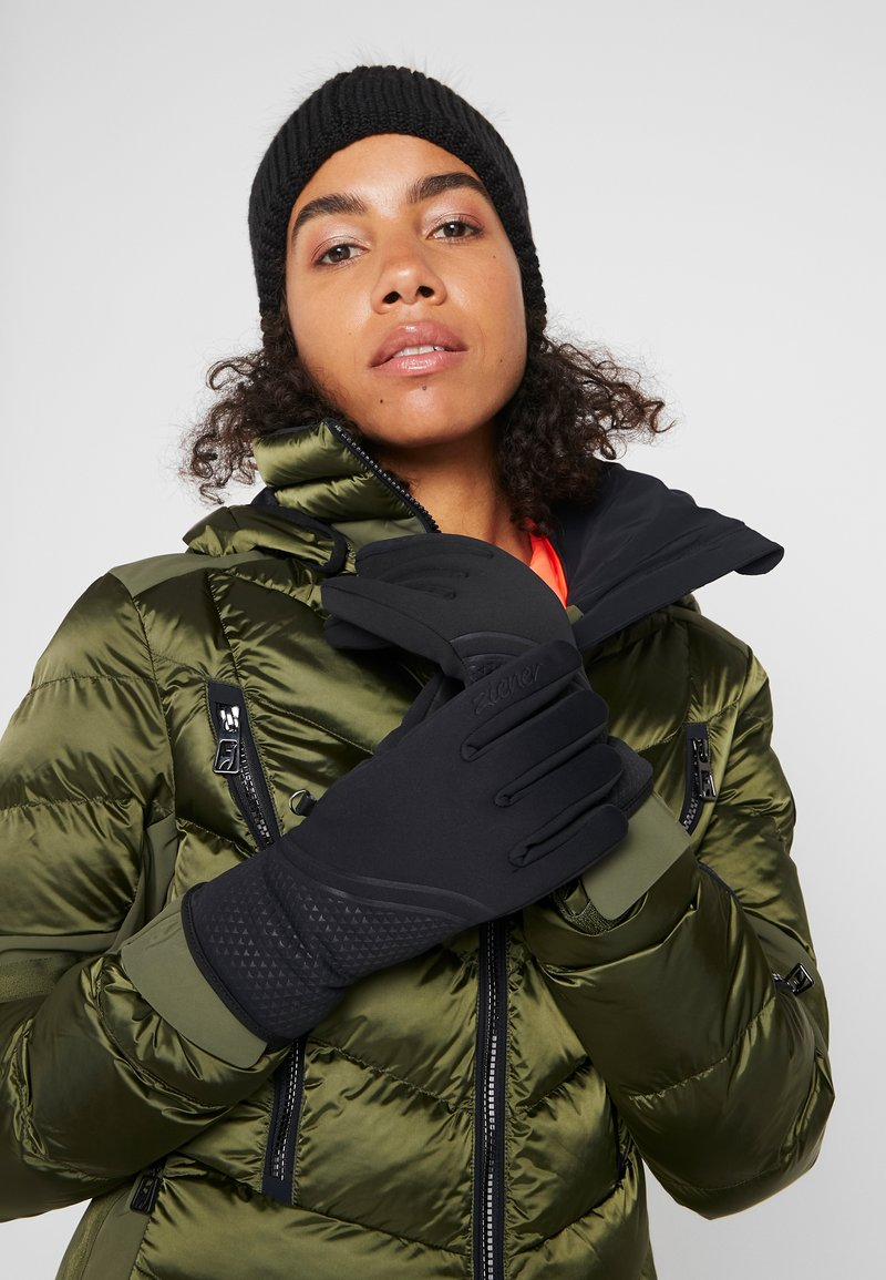 Ziener - KANTA LADY GLOVE - Handschoenen - black