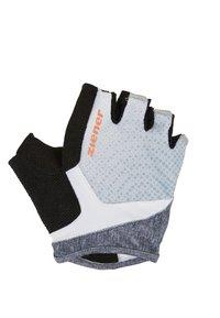 Ziener - CENDAL LADY - Kortfingerhandsker - grey melange - 1