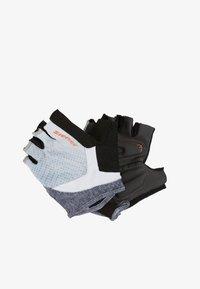 Ziener - CENDAL LADY - Kortfingerhandsker - grey melange - 0