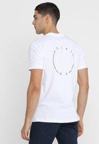 Ziener - RICKO - Camiseta estampada - white - 2