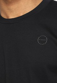 Ziener - RICKO - Camiseta estampada - black - 9