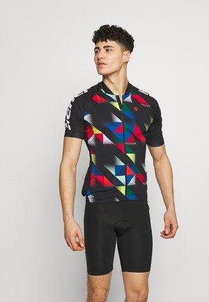 NIKOLEI - T-Shirt print - black