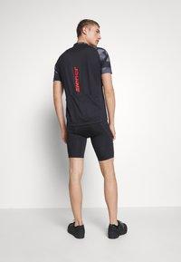 Ziener - NEPUMUK - T-Shirt print - black - 2