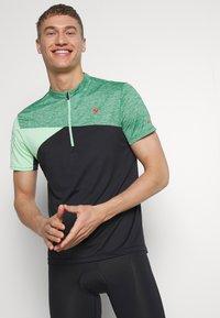 Ziener - NIOWI - T-Shirt print - fresh mint - 3