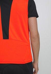 Ziener - NELIH - T-Shirt print - new red - 5