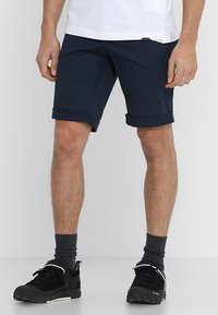 Ziener - RAFO MAN - Short de sport - antique blue - 0