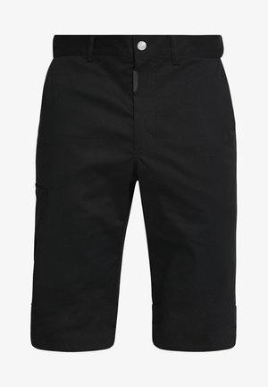 RAFO MAN - Sports shorts - black