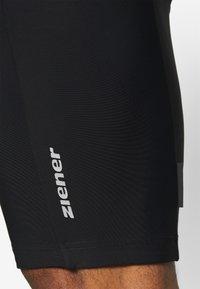 Ziener - NAHID X FUNCTION - Leggings - black - 3